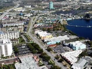 International Drive: comedy club vai ficar no coração de Orlando