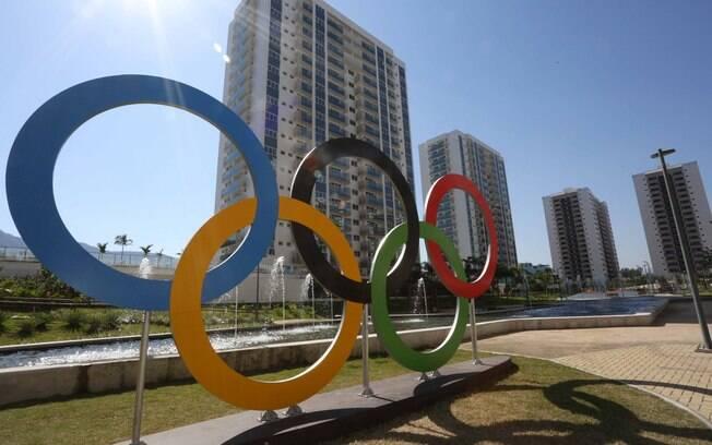 Vila Olímpica Rio 2016