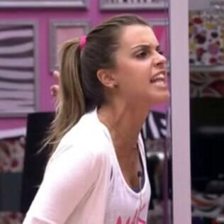 Angela perdeu a paciência com Marcelo
