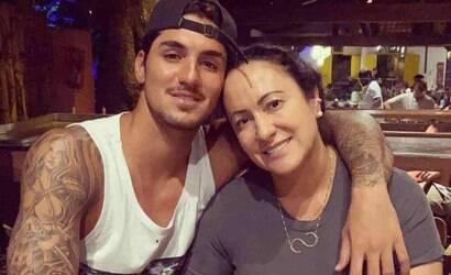 Após brigas com a mãe, Medina pediu perdão à família