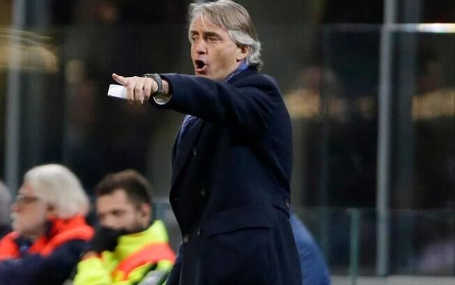 Roberto Mancini deve ser anunciado como técnico da Itália em breve