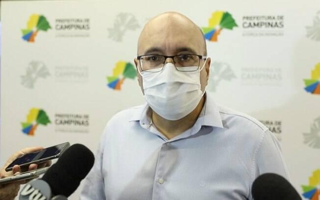 Dário Saadi apresenta equipe de transição de governo