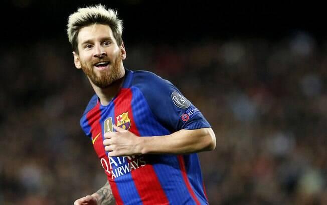 Messi é considerado por muitos o melhor jogador do mundo