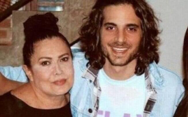 Cristina Kartalian e Fiuk