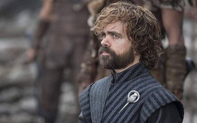 Diferente das outras temporadas, Tyrion Lannister está passando por um momento de muita seriedade e rancor