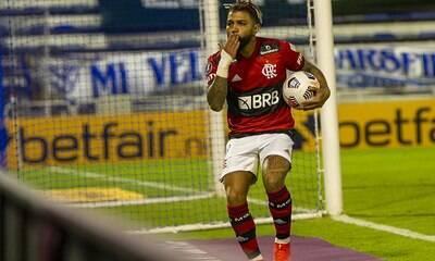 Flamengo vira sobre o Vélez pela Liberta