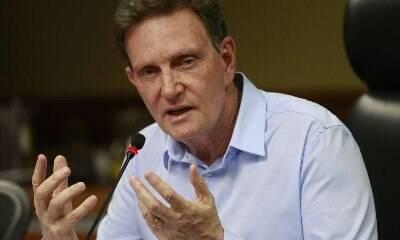 Crivella diz que Rio dominou pandemia e que não teve caos