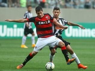 Atlético e Vitória foi válido pela 25ª rodada do Campeonato Brasileiro