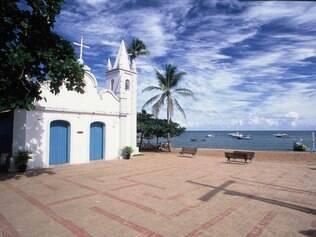 Praia do Forte é uma das paradas obrigatórias da Estrada do Coco