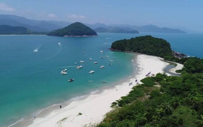 Conheça as melhores praias do litoral norte de São Paulo