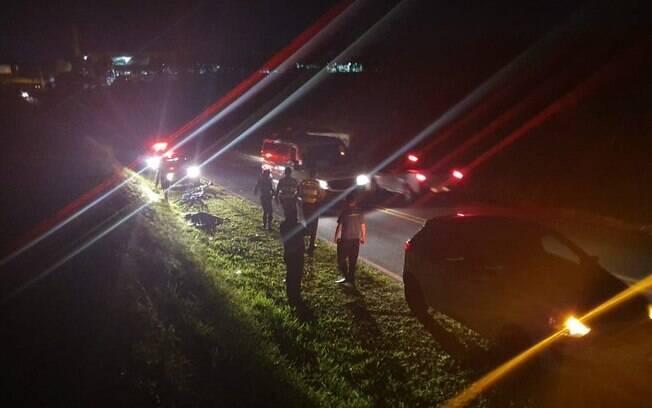Ciclista de 16 anos morre aps ser atropelado por carro na contra mo