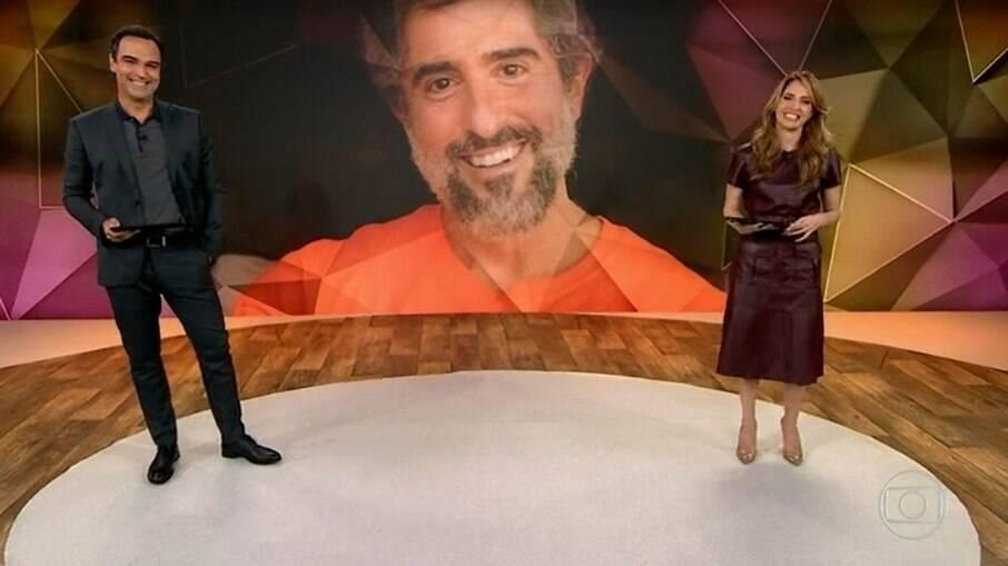 Marcos Mion na Globo