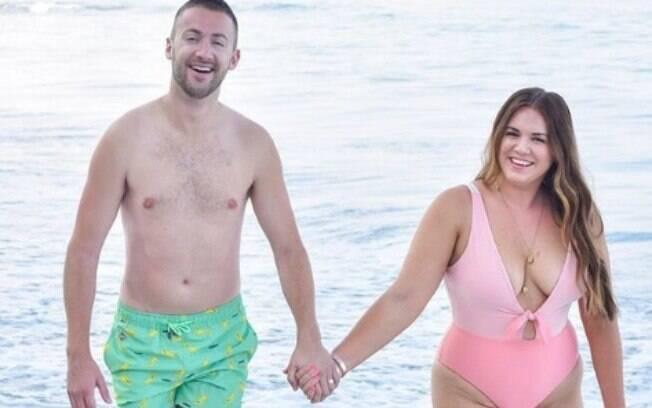 O companheirismo do casal está inspirando muitos internautas, que sonham com um relacionamento feliz