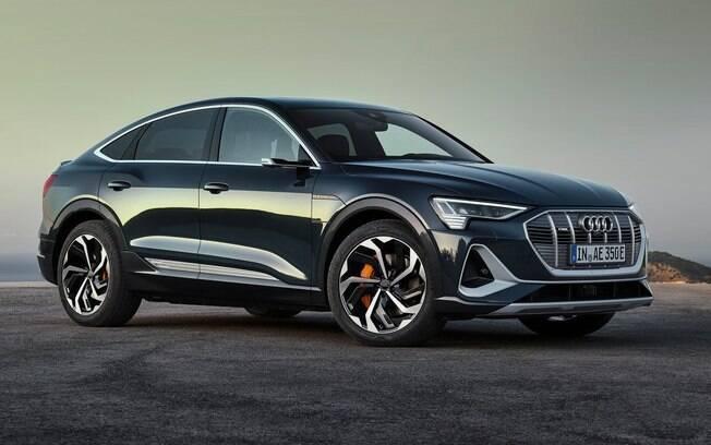 Audi etron Sportback: elétrico e com câmeras no lugar dos retrovisores, o SUV futurista será para poucos no Brasil