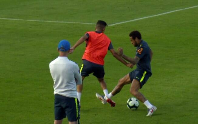 Neymar levou
