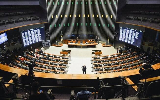 Câmara dos Deputados aprovou o projeto, que seguirá para a aprovação do Senado