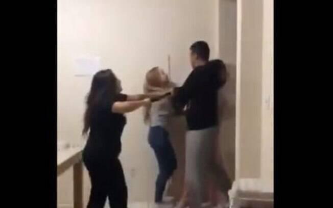 pm invade apartamento