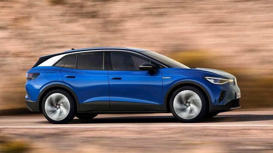 Com o ID.3 fora dos planos, Volkswagen do Brasil deverá importar o SUV ID.4 como opção elétrica em 2022