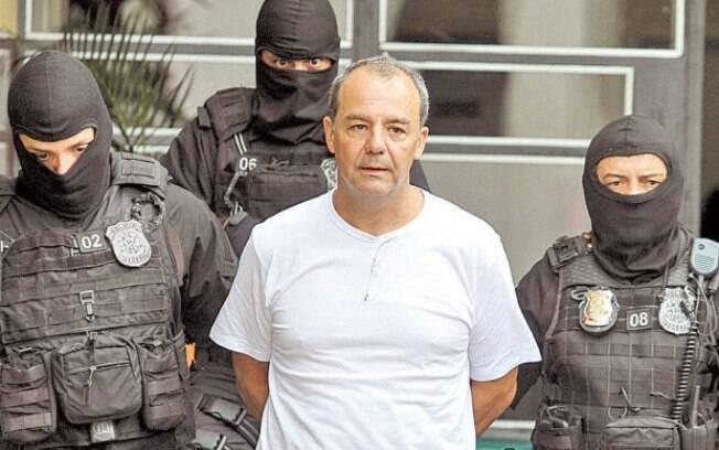 Lava Jato reúne Cabral, Cunha, Eike e mais presos famosos em Bangu 8