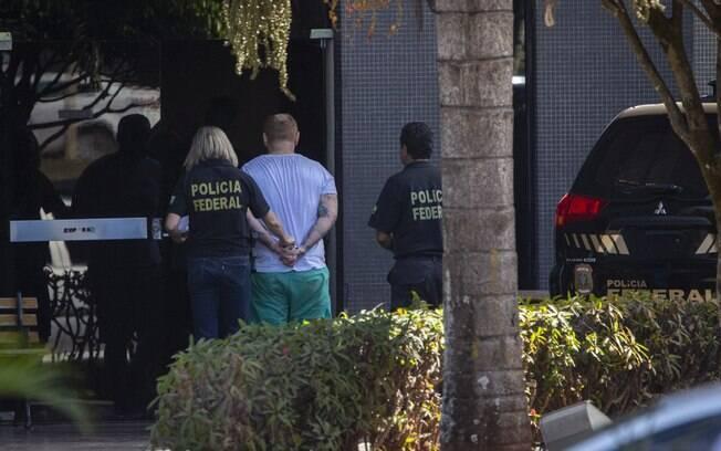 Prisão de hacker acusados de invadirem celular de autoridades
