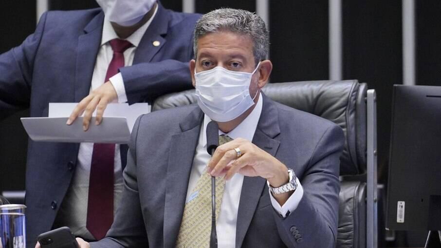 Arthur Lira, presidente da Câmara dos Deputados