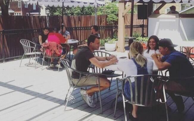 Imagem publicada pelo bar Harper's Restaurant %26 Brewpub%2C no dia 8 de junho