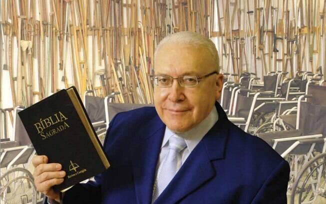 David Miranda fundou a Igreja Pentecostal Deus é Amor e morreu de infarto