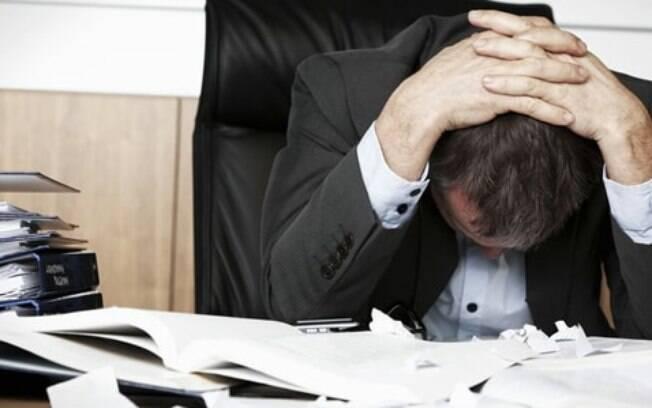 Stress na vida profissional