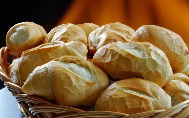 Alimentos que viciam: tradicional pão francês leva farinha branca, ingrediente de alto índice glicêmico