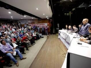 Convenção terminou sem uma definição sobre candidatura própria ao governo de Minas