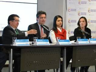 Coletiva do Ministério da Saúde colombiano sobre o vírus: alerta já ultrapassou fronteiras