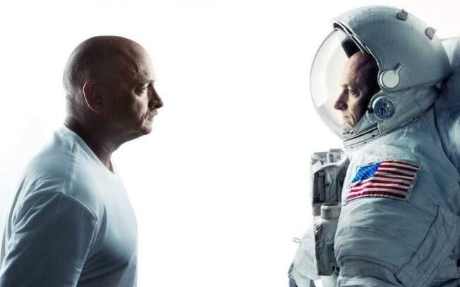 Pesquisa da Nasa quer saber como genes são influenciados pelas viagens ao Espaço e compara exames de irmãos gêmeos