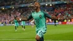 Portugal marca no fim da prorrogação e avanças às quartas