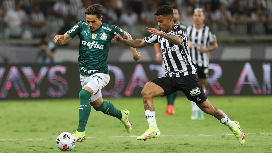 Atlético-MG x Palmeiras - Libertadores