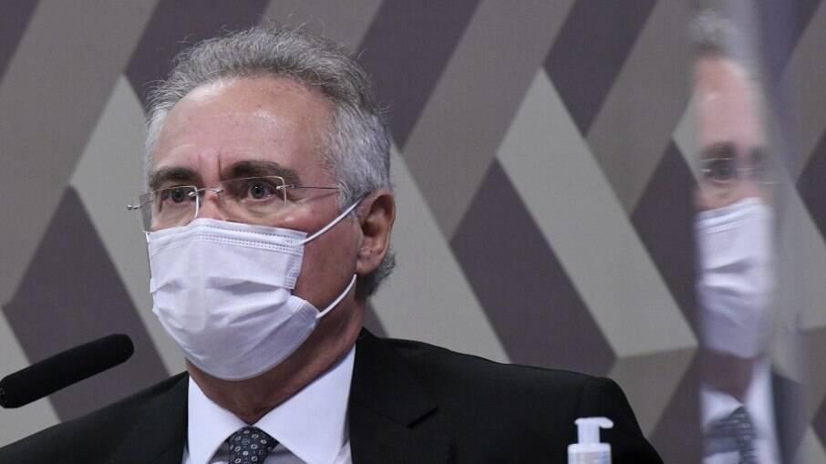 Senador Renan Calheiros (MDB-AL)