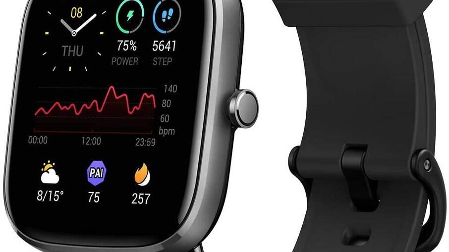 Os smartwatches são populares entre os praticantes de esportes e exercícios físicos