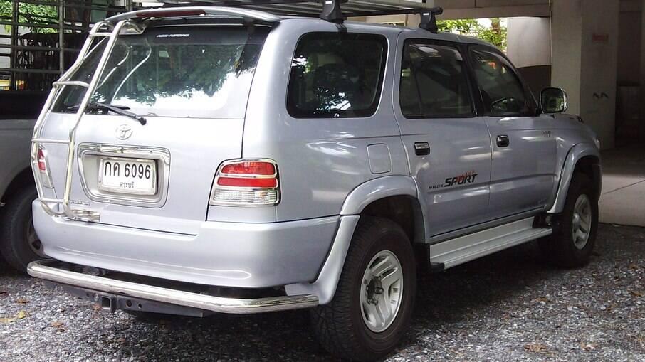 Toyota Hilux Sport Rider: SUV antecede o SW4 com carroceria fabricada pela empresa Thai Auto Works