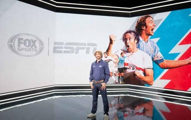 Diego Lugano fecha com Disney para ser comentarista por ESPN e Fox Sports