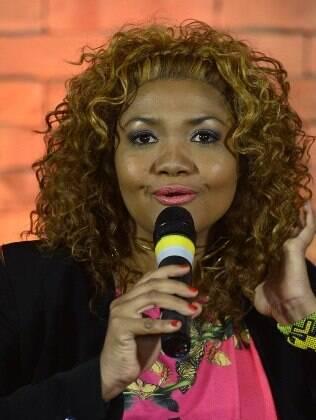 Gaby Amarantos disse que antes de engravidar era magra