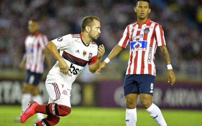 Junior Barranquila x Flamengo
