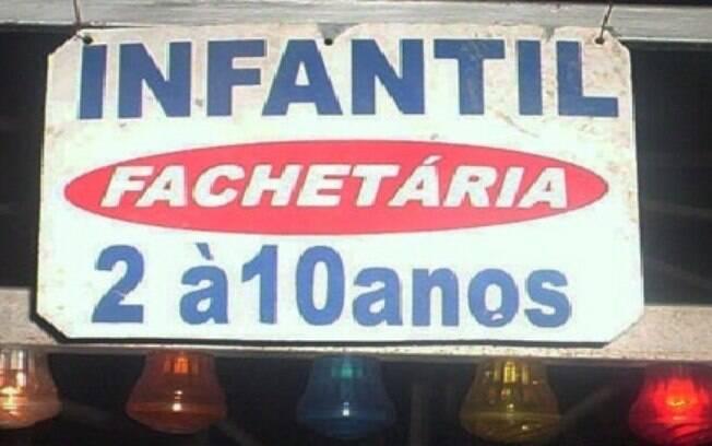 Confira os erros de português mais engraçados da internet!