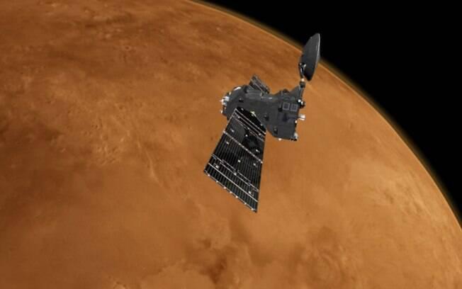 Se tudo correr bem, os supostos alienígenas poderão ser encontrados em Marte em até duas semanas