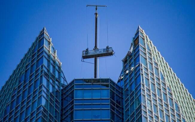 Caso aconteceu em Oklahoma City, no alto da Devon Tower, o maior prédio da cidade