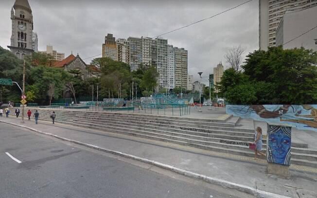 CET informou que vai interditar parcialmente a passagem sob a Praça Franklin Roosevelt