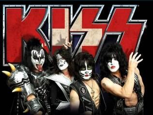 Formada em 1973, o Kiss é uma das mais importantes bandas de hard rock do mundo