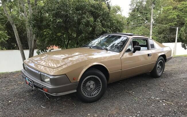 L´Automobile Ventura: cupê com apelo esportivo feito no Brasil vinha com faróis de Dodge Polara e detalhes de Alfa Romeo 2300