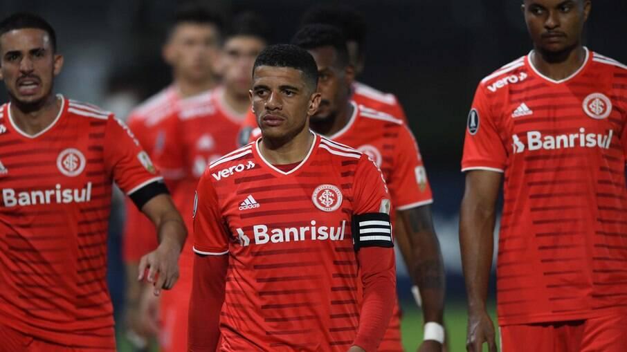 Inter recebe o Always Ready pela Libertadores