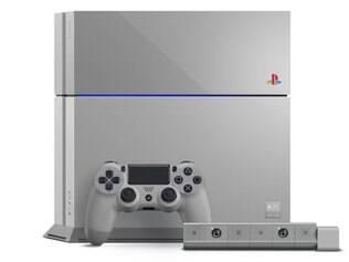 Sony faz leilão de edição comemorativa do PS4