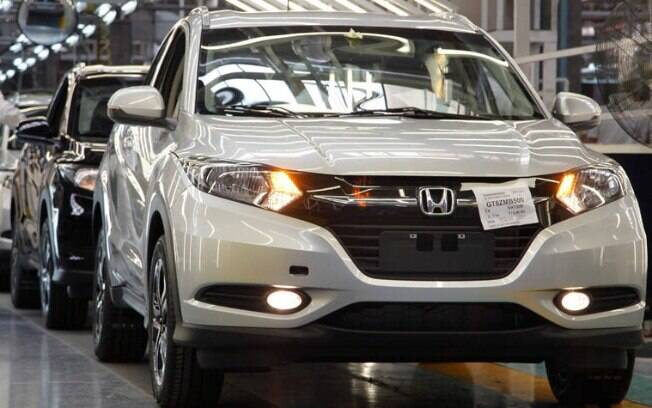 Honda HR-V sofreu com o fracasso das políticas econômicas implementadas ao longo dos últimos anos