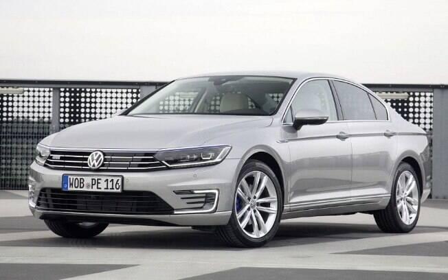 A Volkswagen oferece o Passat GTE com uma das melhores tecnologias híbridas do mercado